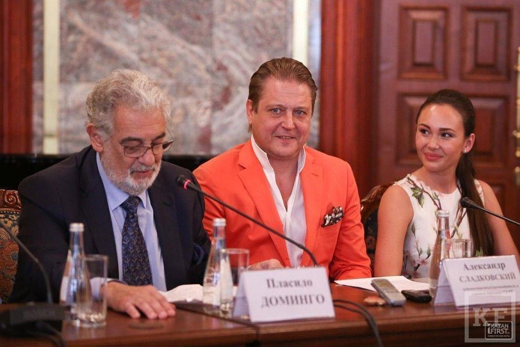 Пласидо Доминго: «Вы должны гордиться Аидой Гарифуллиной, ведь она прославит Казань на весь мир!»