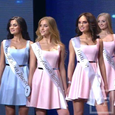Уроженка Лениногорска заняла 12 место в конкурсе «Мисс Россия»
