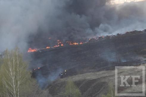ЧП в Нижнекамске: кто ответит за дымящийся полигон?