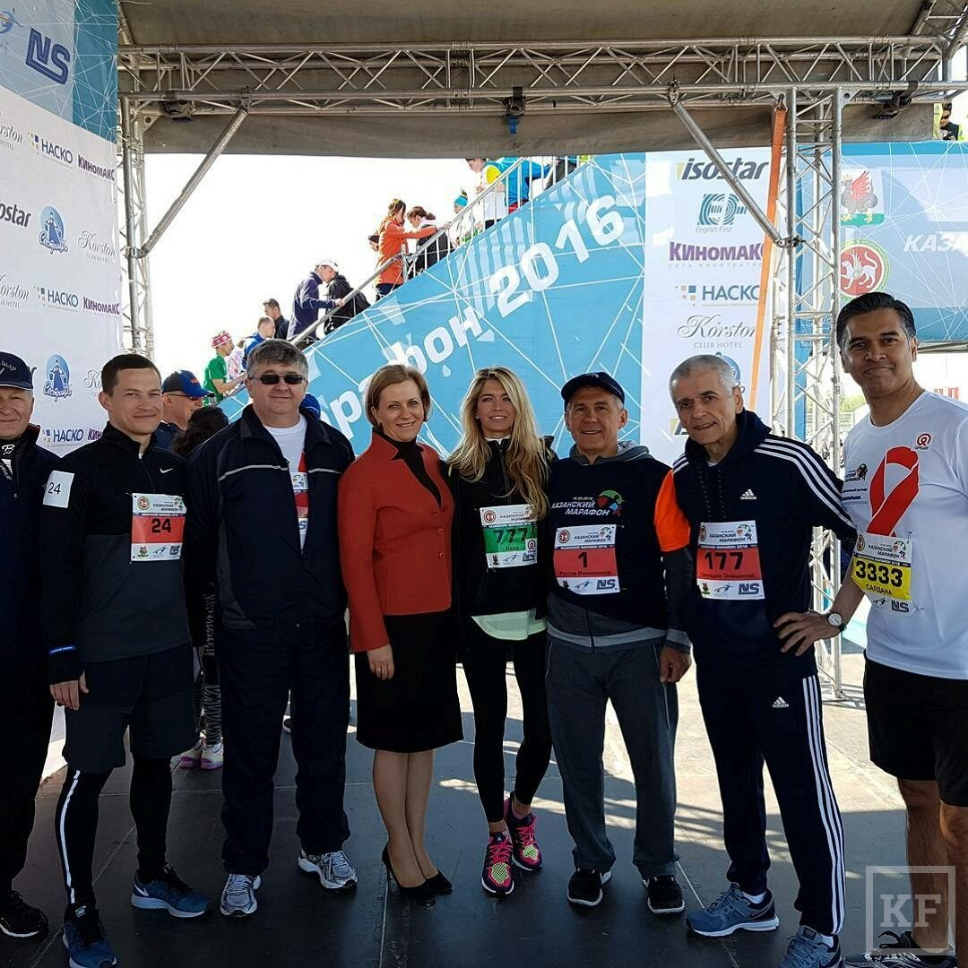 Победительницей «Казанского марафона» стала бегунья из Чувашии