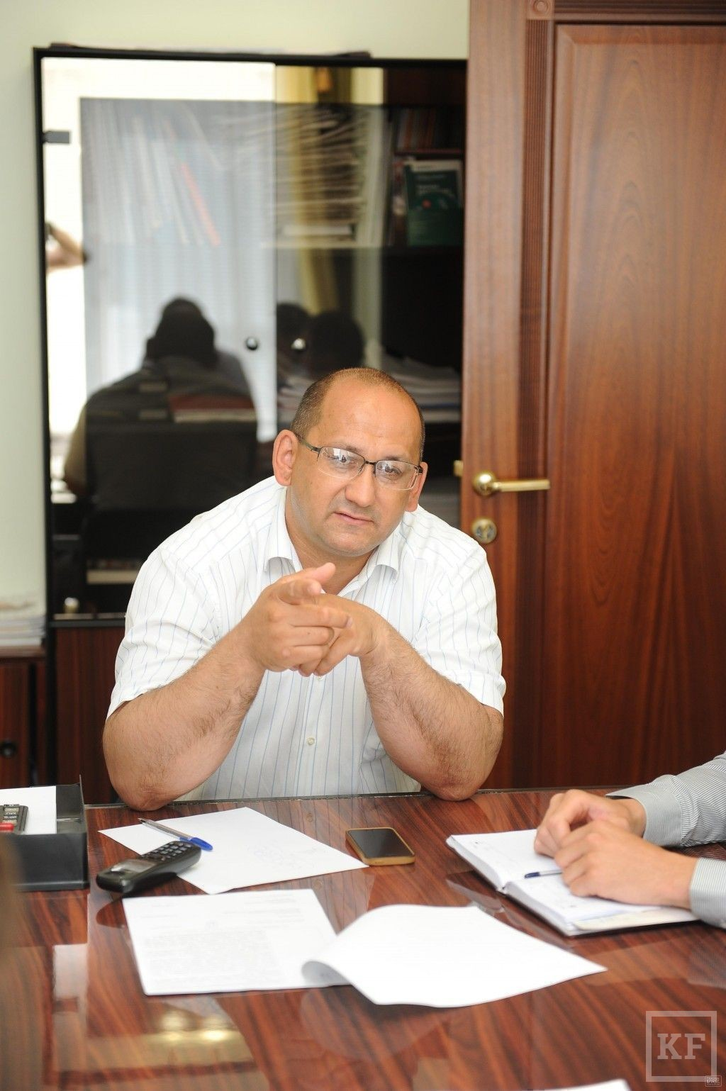 Айдар Гареев: «Нужно, чтобы у людей не было возможности не платить»