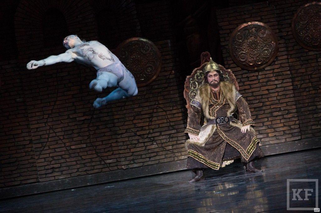 «Золотая Орда»: балет на осколках Империи