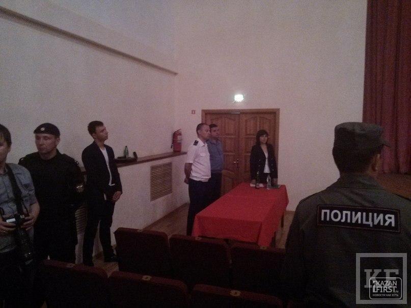 Объявление приговора по делу о крушении теплохода «Булгария»