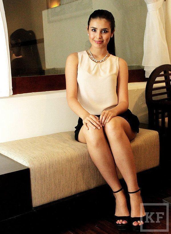 На конкурсе «Мисс Мира 2013» Россию представляла девушка с татарскими корнями