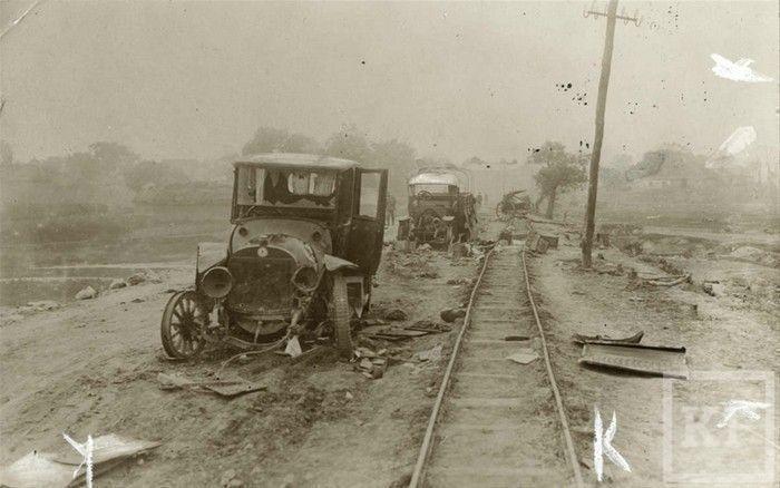 Первой казанской платной дороге исполнилось ровно сто лет