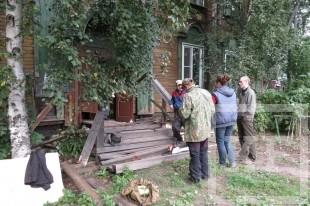Жителей аварийных домов в Аракчино просят признать их жилье пригодным для проживания