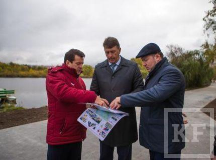 Ильсур Метшин призвал удвоить усилия по поиску танка Т-34