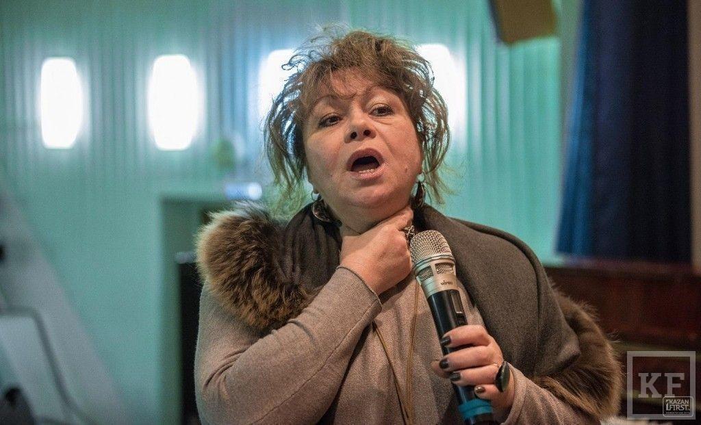 Марина Полтева: «Если ко мне приходят певцы, которые чему-то учились, приходят уже искалеченные»