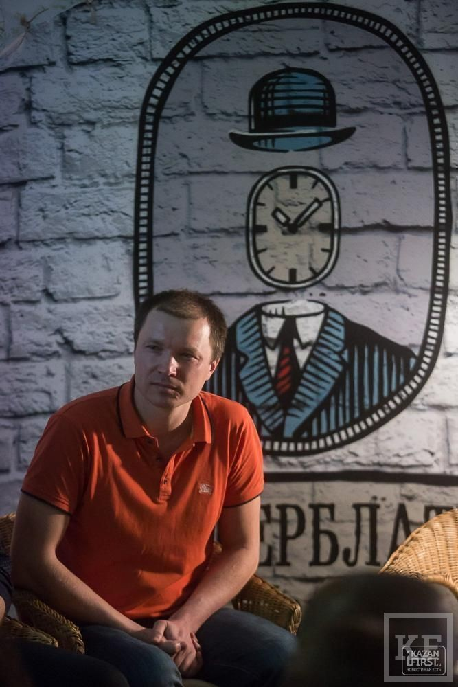 """Эрик Терегулов: «Благодаря участию в реновации парка """"Лебяжье"""" наша проектная команда останется в истории города»"""