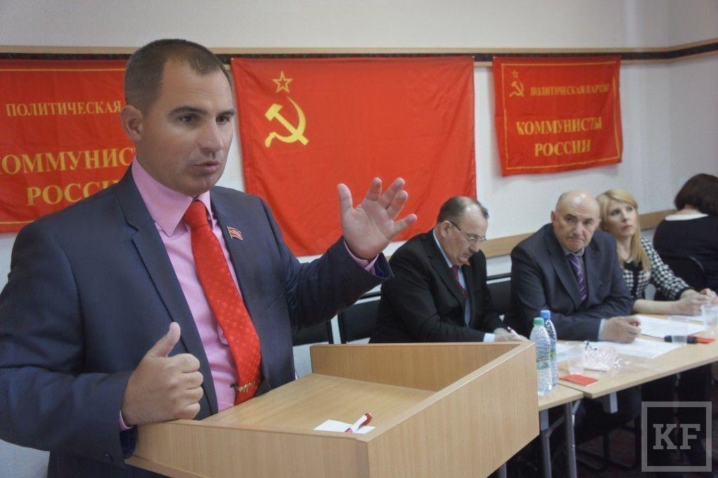 «Коммунисты России» рассчитывали на два мандата в Госсовете, но смогли лишь увеличить узнаваемость
