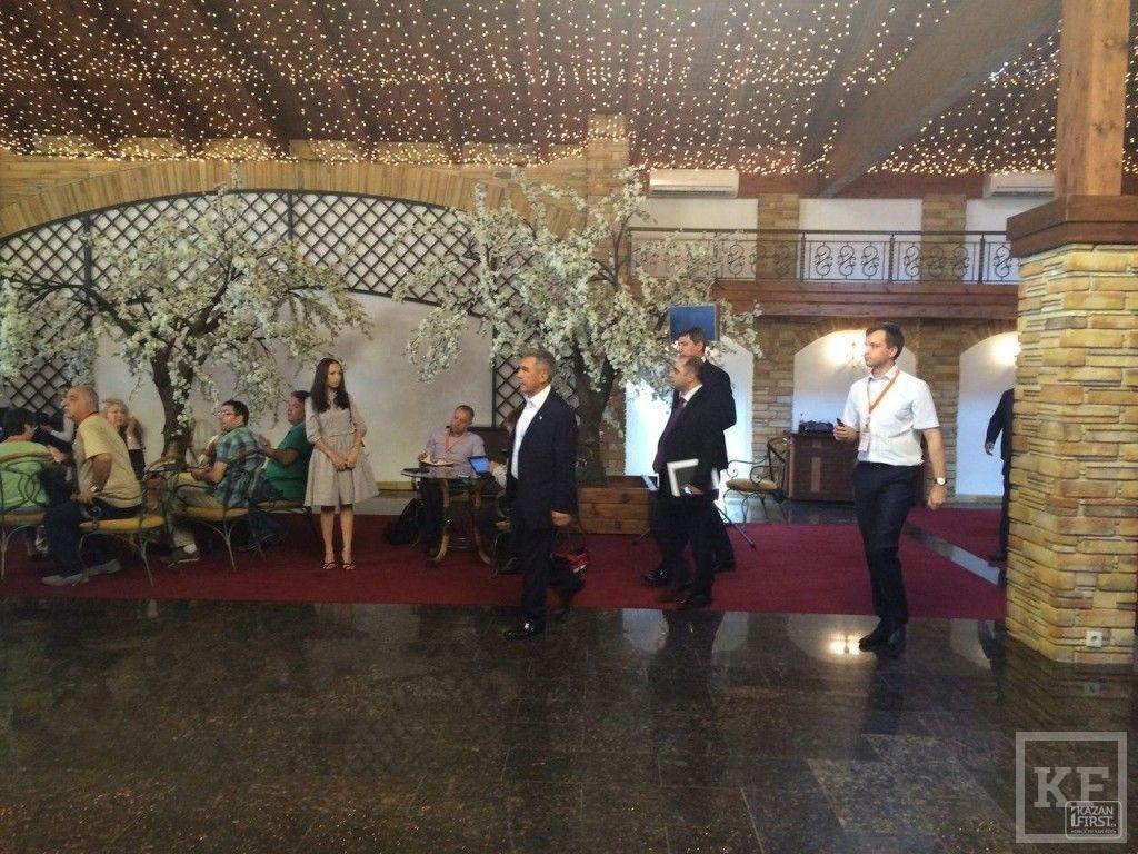 В Казань прибыл первый вице-премьер РФ Игорь Шувалов
