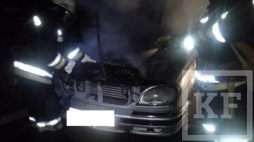 В Азнакаево участились пожары