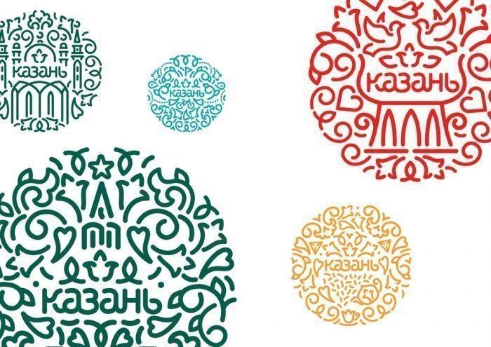 Выпускники Британской высшей школы дизайна подготовили для Казани бренд