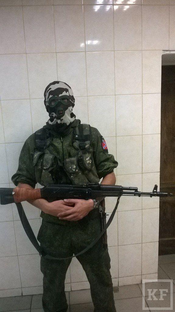 Ополченцы ДНР из Набережных Челнов просят земляков помочь со снаряжением