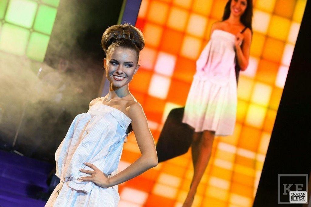 «Мисс Татарстан–2014»  Динара Акбашева:  «Девушка должна быть не только красивой, но и умной»