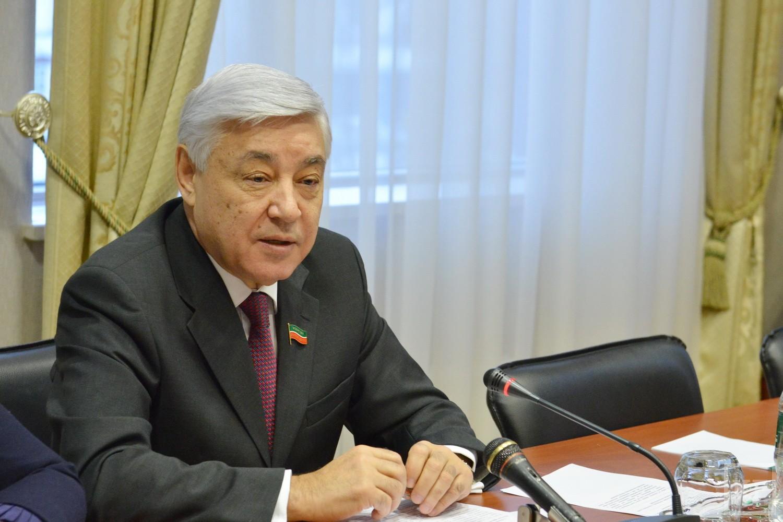 Фарид Мухаметшин: «По сбитому самолёту мы исходим из того, что это была не просто ошибка, а преднамеренное действие руководства Турции»