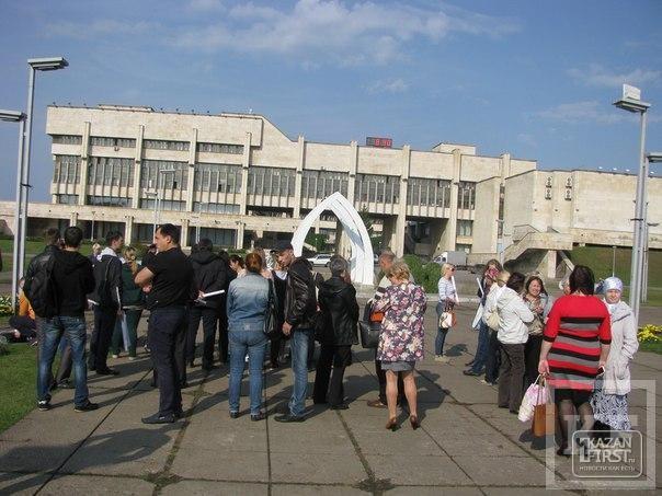 Челнинские дольщики «Фона» снова обратили на себя внимание