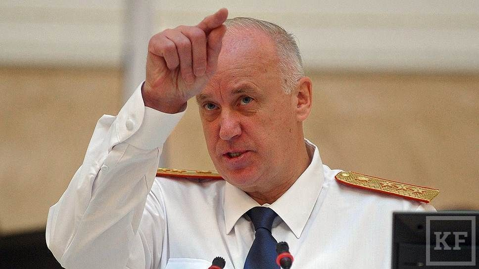 Александр Бастрыкин предлагает вернуть смертную казнь «как гипотетическую возможность»