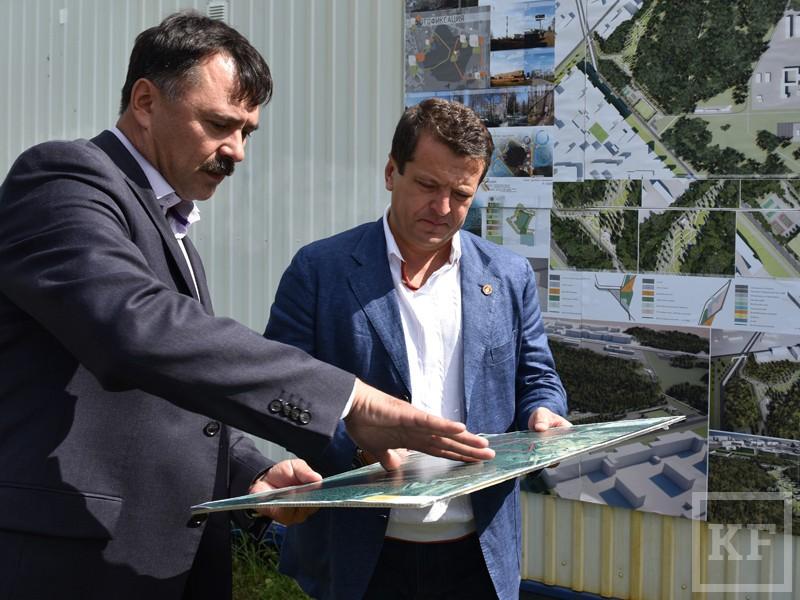Общественники в Казани бьются за статус территории между Ометьевским и Горкинским лесами