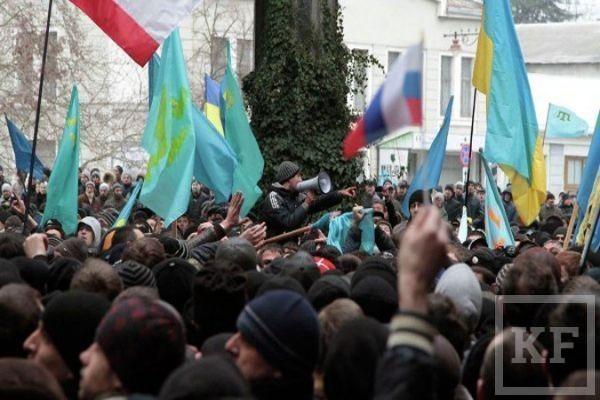 Спецпосланник ООН покидает Крым после задержания