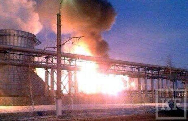 Ущерб от пожара на заводе «Таиф-НК» оценили в $15 млн