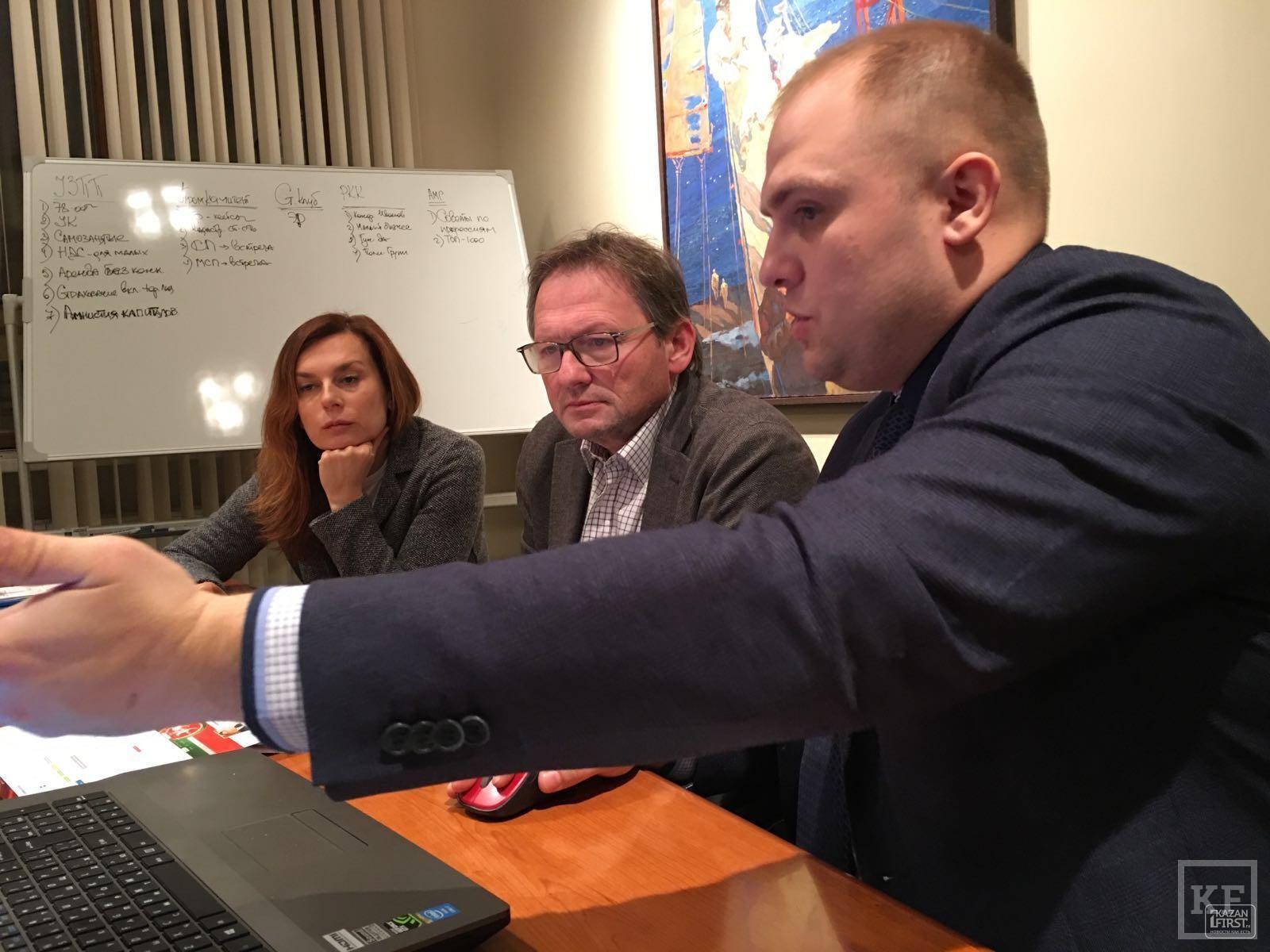В Челнах разработали сайт для бизнес-омбудсмена Бориса Титова