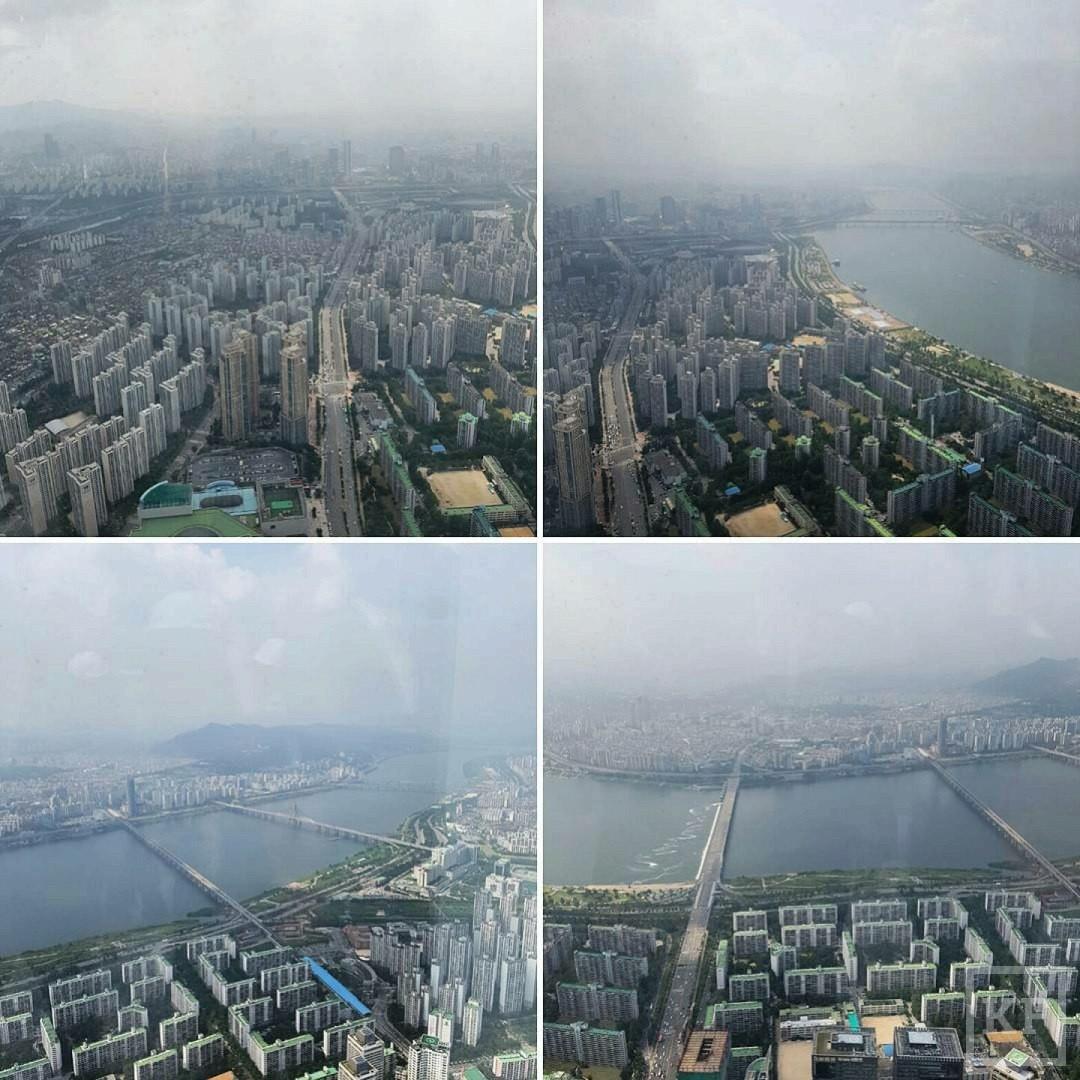 Минниханов «Вконтакте»: Корея
