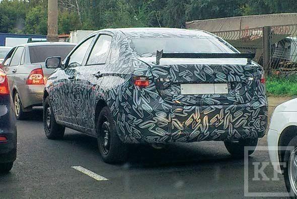 Datsun обрел цену, а Priora-2 - спойлер!