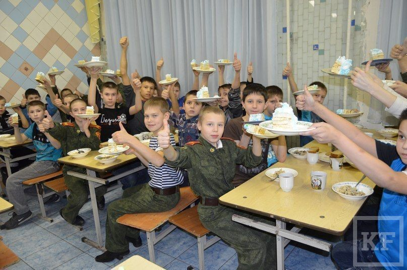 Нижнекамск готовится к открытию кадетского корпуса