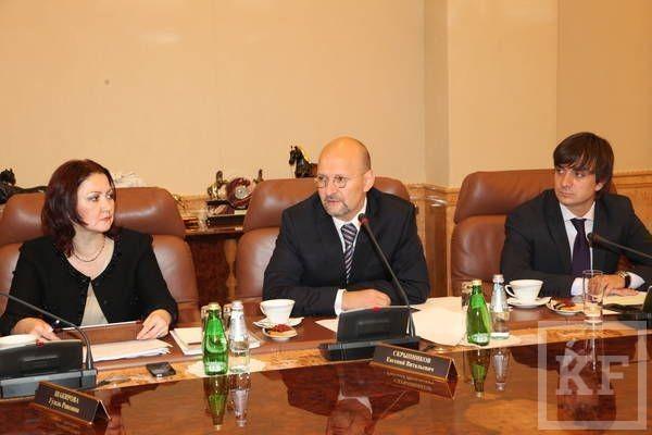 Рустам Минниханов обсудил проект программы «Стратегическое управление талантами в Республике Татарстан на 2014-2020 годы»