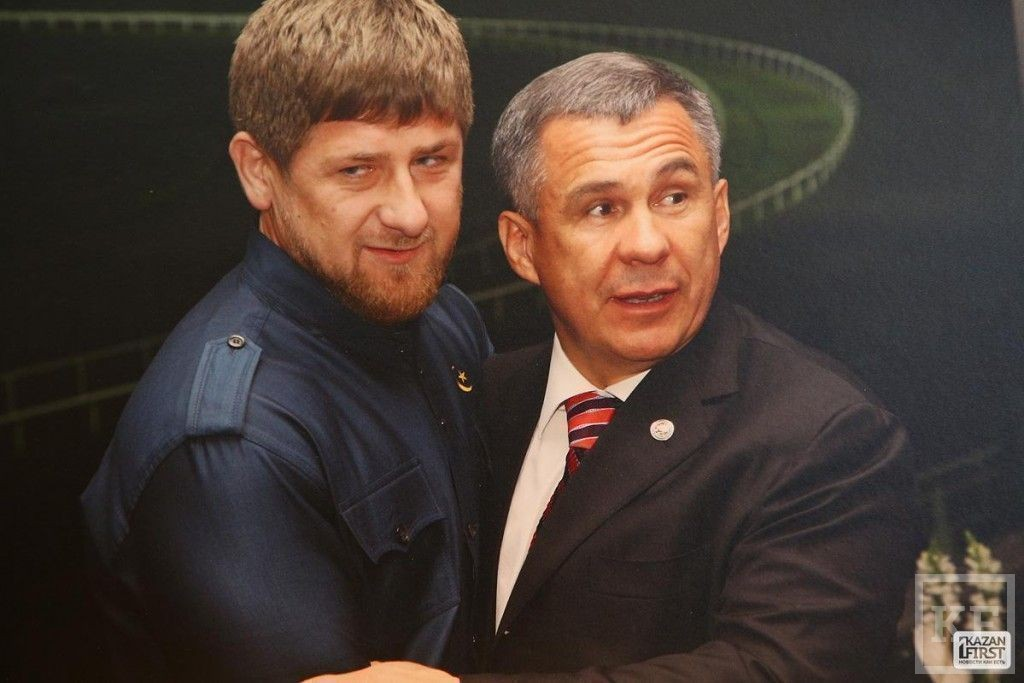 В Казанском Кремле открылась выставка Михаила Козловского, личного фотографа экс-президента Татарстана Минтимера Шаймиева