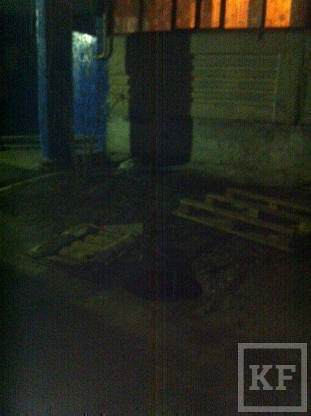 Житель Зеленодольска пожаловался в «Народный контроль» на открытый колодец по улице Урманче