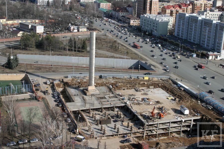 В парк Горького вернули памятник Неизвестному солдату