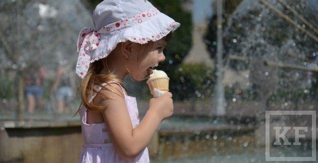 В Казани появились первые жертвы аномальной жары
