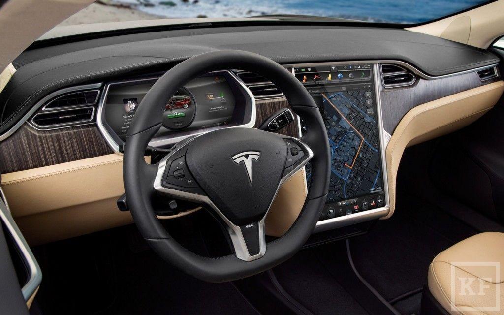 Tesla Model S в Татарстане: что это?