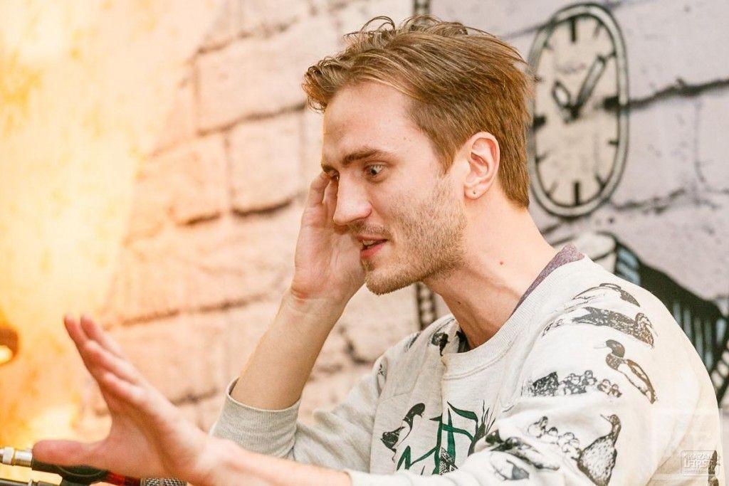 Митя Бурмистров: «Изначально предполагалось, что они будут играть Моцарта, а я — битбоксить, но это переросло в более сочный союз»