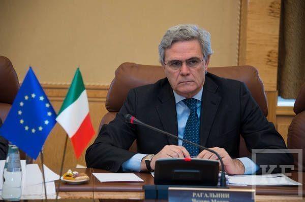 Товарооборот между Татарстаном и Италией составляет около $2 млрд — Минниханов