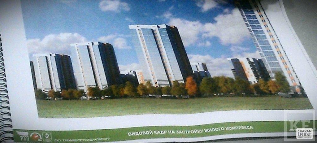 В Приволжском районе построят зеленый «Медицинский городок»
