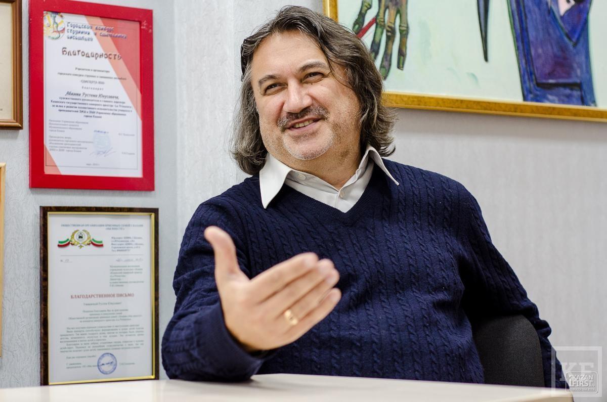 Рустем Абязов: «Если хотите полюбить классику, вы должны услышать её безукоризненное исполнение»