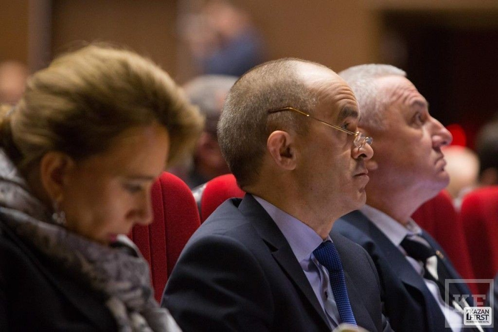 Заседание коллегии Министерства по делам молодежи, спорту и туризму РТ