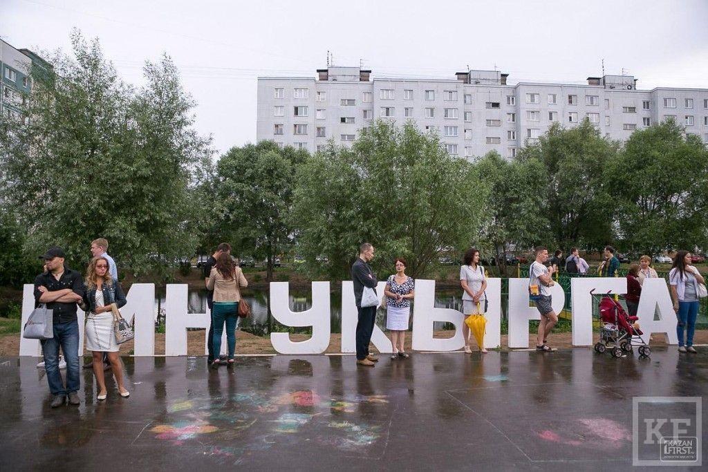 Константин Хабенский запустил в Казани проект «Литературные дворики»
