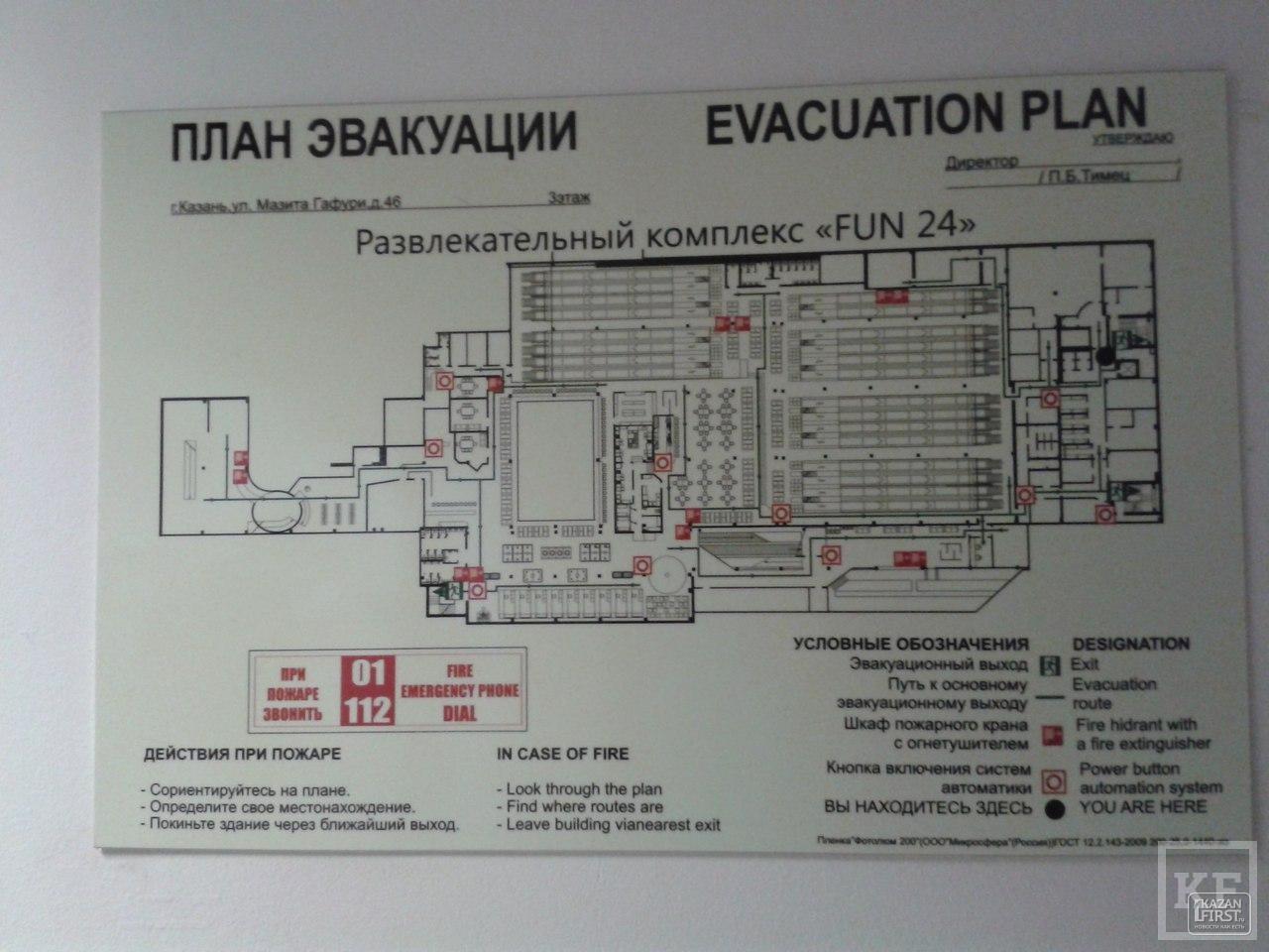 Руководство Fun24 о проверках пожнадзора: «Если здание закроют, мы понесем крупный ущерб. Нарушения нами исправлены уже на 90%»