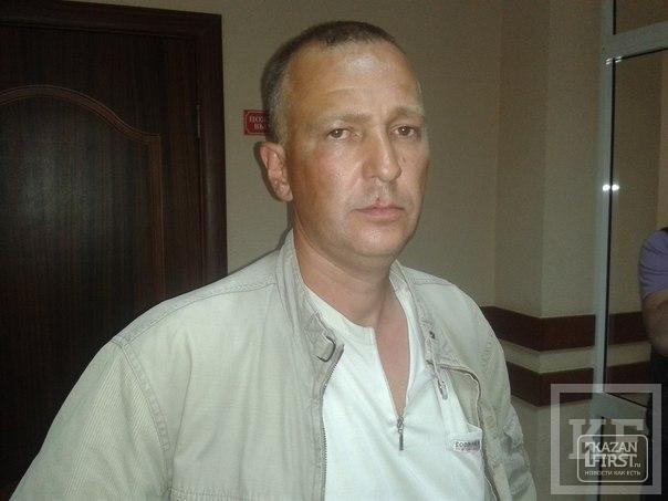 К 4 годам колонии-поселения приговорен таксист, сбивший в Казани семь пешеходов в День Победы
