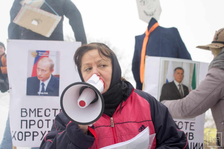 Протест по-казански. Часть 2: около президента