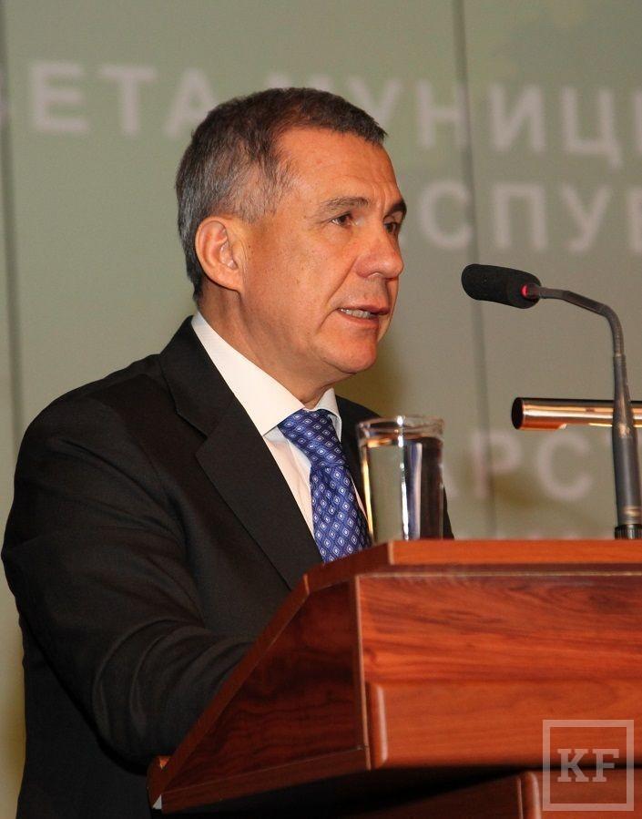 «За каждый рубль, собранный с населения, республика выделяет четыре»