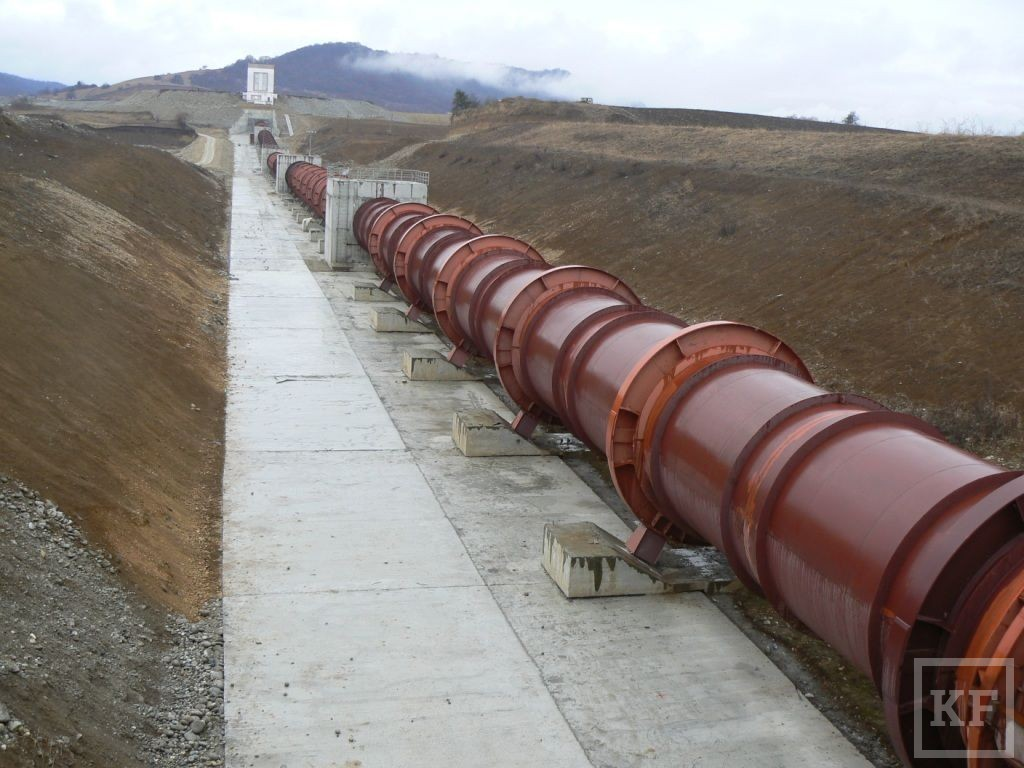 Деньги в трубу: «Газпром межрегионгаз Казань» пытается взыскать 153 млн рублей с Уруссинской ГРЭС