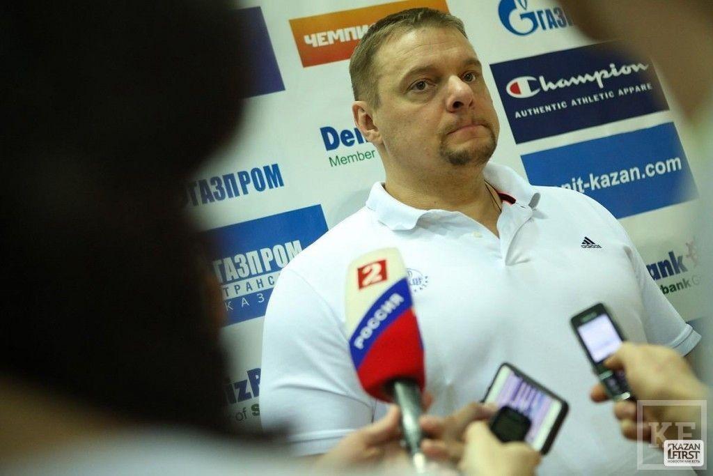 Казанский «Зенит» обыграл «Берлин» в первом матче Раунда 12 Лиги чемпионов