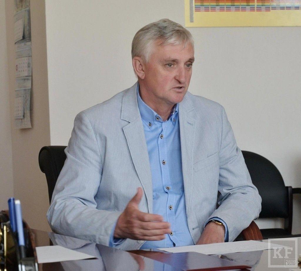 Владимир Бестолков: «Челны не должны быть моногородом»