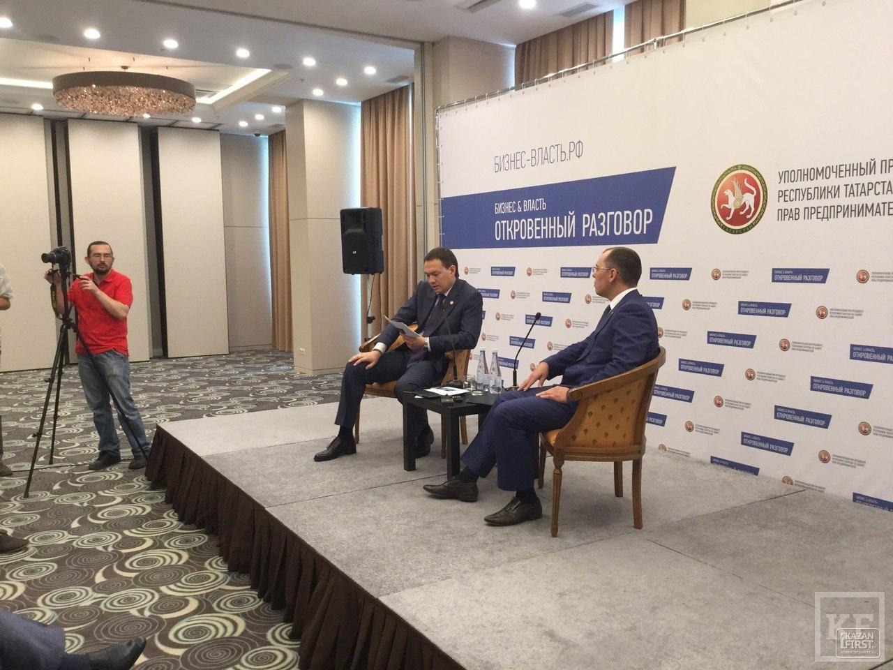Владельцы питейных заведений Татарстана предложили бизнес-омбудсмену Тимуру Нагуманову сформулировать для них «право первой ночи»