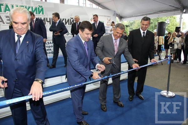 Рустам Минниханов: Татарстан рассчитывает на битумы и сланцевую нефть